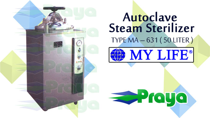 Autoclave Sterilizer Mylife