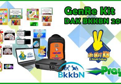 GenRe Kit DAK BKKBN 2017