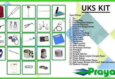 UKS Kit | Usaha Kesehatan Sekolah