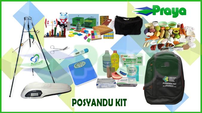 Posyandu Kit Pos Pelayanan Kesehatan Terpadu